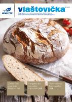 Vlastovička.cz - pečenie, pekárstvo, pečivo, pekári, časopis